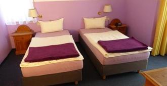 Hotel Freihof - שטוטגרט - חדר שינה