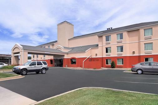 Econo Lodge Champaign Urbana - University Area - Urbana - Gebäude
