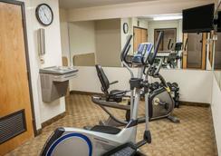 Econo Lodge Champaign Urbana - University Area - Urbana - Fitnessbereich
