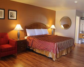 Franciscan Inn Motel - Vista - Bedroom
