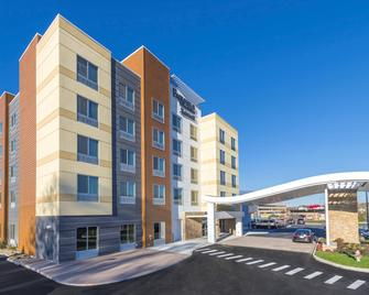 Fairfield Inn & Suites by Marriott Boston Marlborough/Apex Center - Мальборо - Building