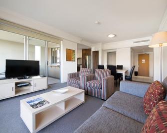 Zia Park Hotel - Hobbs - Wohnzimmer