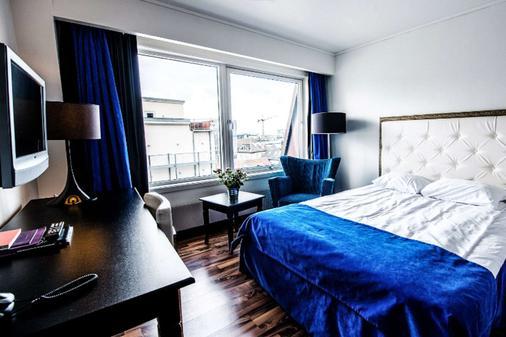 奧拉夫號角大酒店 - 特隆赫姆 - 特隆赫姆 - 臥室