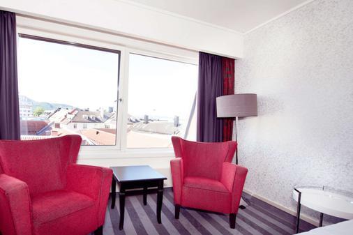 Clarion Collection Hotel Grand Olav - Trondheim - Olohuone