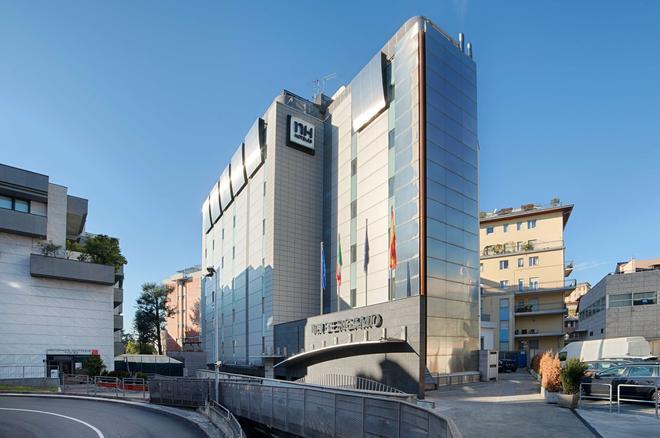 NH Bergamo - Bergamo - Toà nhà