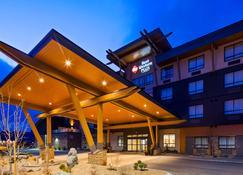 Best Western Plus Merritt Hotel - Merritt - Building