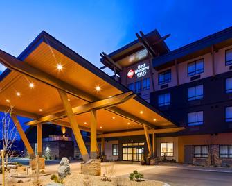 Best Western Plus Merritt Hotel - Merritt - Byggnad