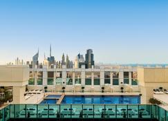 Sheraton Grand Hotel, Dubai - Dubai - Outdoor view