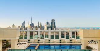 Sheraton Grand Hotel, Dubai - Dubai - Vista externa