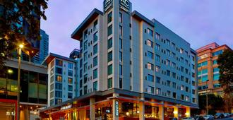 AC Hotel by Marriott Seattle Bellevue/Downtown - Bellevue - Gebäude