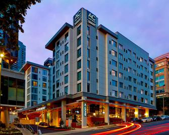AC Hotel by Marriott Seattle Bellevue/Downtown - Bellevue - Edificio