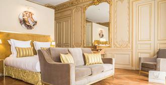 Hotel Alfred Sommier - Paris - Bedroom
