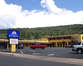 Americas Best Value Inn-Williams/Grand Canyon - Уильямс - Здание