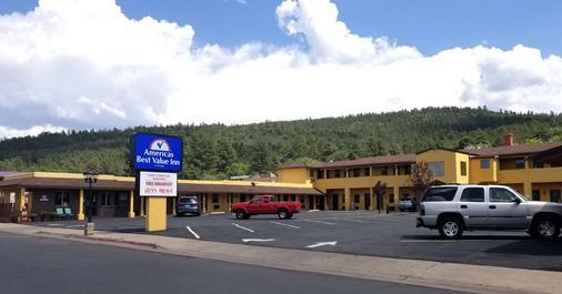 Americas Best Value Inn-Williams/Grand Canyon - Williams - Toà nhà