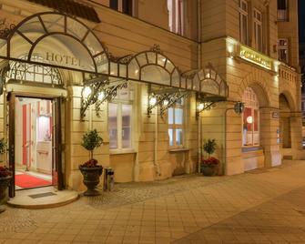 Altstadthotel Am Theater - Котбус - Здание