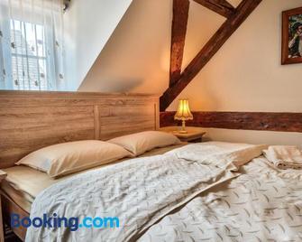 Linhart Hotel & Bistro - Radovljica - Schlafzimmer