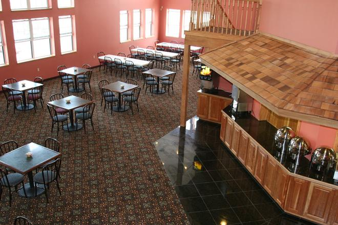Crown Choice Inn & Suites Lakeview & Waterpark - Mackinaw City - Restaurant