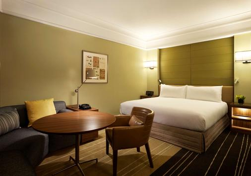 Grand Hyatt Melbourne - Melbourne - Bedroom