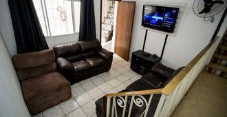 Hostel Evangélico Brás - São Paulo - Sala de estar