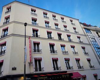 Hotel D'anjou - Леваллуа-Перре - Building