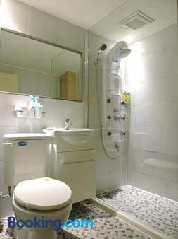 Meci Hotel - Hualien City - Bathroom