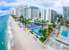 Ocean Sky Hotel and Resort - Fort Lauderdale - Edificio