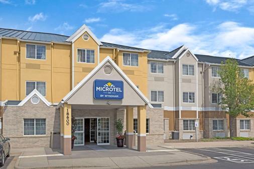 Microtel Inn & Suites by Wyndham Denver - Ντένβερ - Κτίριο