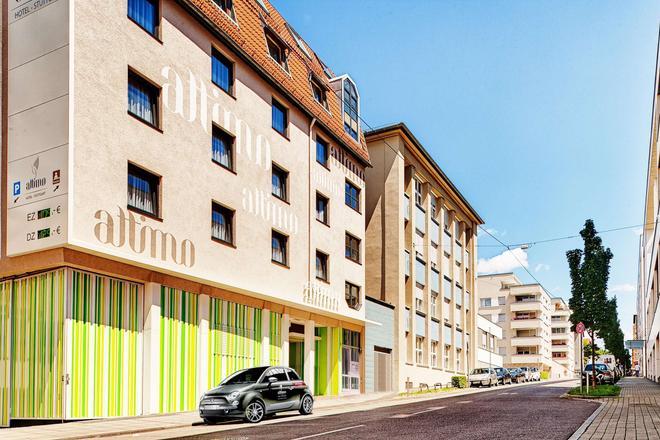 Attimo Hotel Stuttgart - Stuttgart - Building