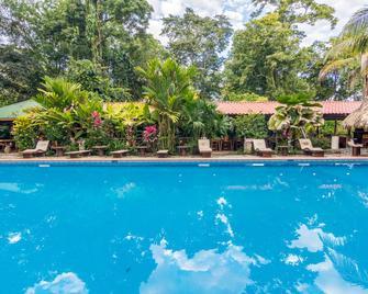 Atlantida Lodge - Cahuita - Pool