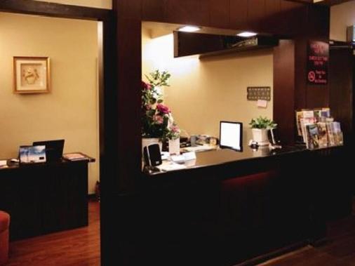Hotel Eden54 - Kota Kinabalu - Lễ tân