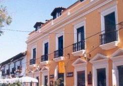 Hotel Ciudad Real Centro Histórico - San Cristóbal de las Casas - Rakennus