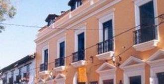 Hotel Ciudad Real Centro Histórico - San Cristóbal de las Casas - Edificio