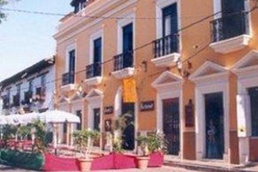 Hotel Ciudad Real Centro Historico - San Cristóbal de las Casas - Κτίριο