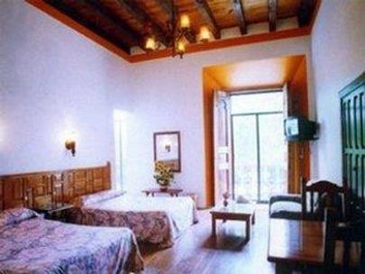 Hotel Ciudad Real Centro Historico - San Cristóbal de las Casas - Κρεβατοκάμαρα