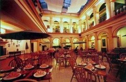 Hotel Ciudad Real Centro Historico - San Cristóbal de las Casas - Εστιατόριο