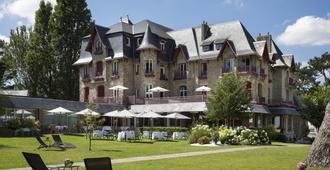 Le Castel Marie Louise - La Baule-Escoublac - Rakennus