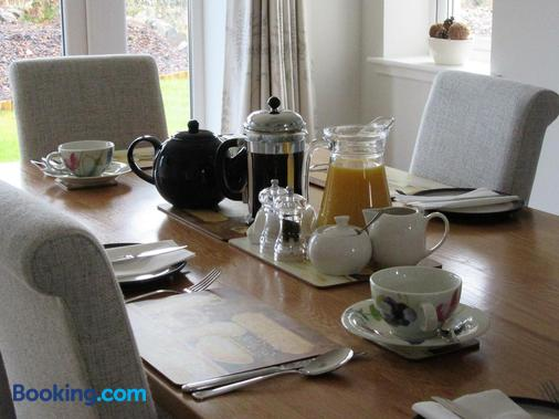 The Willows - Kirkhill - Dining room