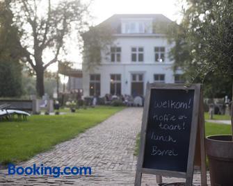 Boutique B&B Villa Heidetuin - Bergen op Zoom - Gebouw