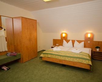 Gasthof zur Mühle - Hatten - Slaapkamer