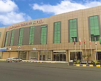 Raoum Inn Buraydah - Buraydah - Gebäude