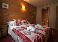 Hotel Christiania - Les Gets - Bedroom