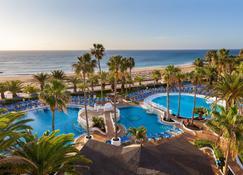 索爾蘭薩羅特酒店 - 式 - 蒂亞斯 - 阿雷西費 - 游泳池