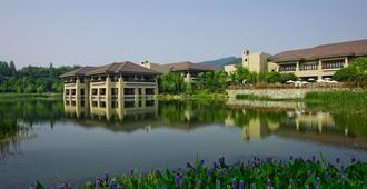 君瀾度假酒店 - 杭州 - 建築