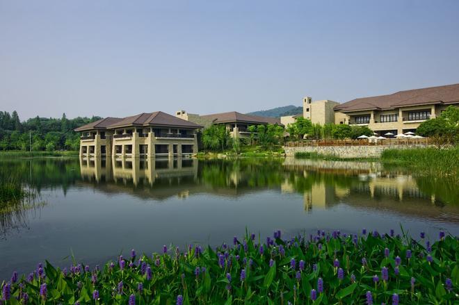 Narada Resort & Spa Liangzhu - Hangzhou - Rakennus