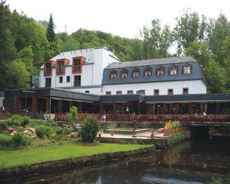Hotel-Café-Restaurant Heidsmühle - Manderscheid - Gebäude