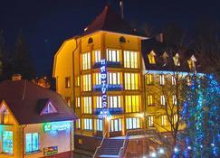Naftusya Hotel - Трускавец - Здание
