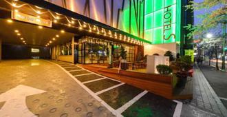 Life Style S Hotel - Söul - Utomhus