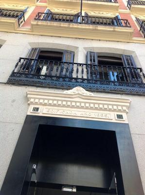 The Hat Madrid - Madrid - Rakennus