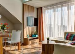 Marina Jastarnia - Apartamenty - Basen - Jastarnia - Living room