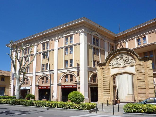Odalys City Aix en Provence L'Atrium - Αιξ-αν-Προβάνς - Κτίριο